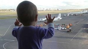 La fotografía de Darina Gromova, símbolo de la tragedia del avión ruso estrellado en Egipto
