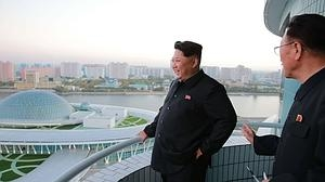 Kim Jong-un ordena fabricar cohetes antiaéreos más modernos y precisos