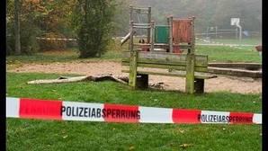Una mujer comienza a arder súbitamente en un parque de Alemania