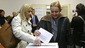 La coalición conservadora gana en las elecciones parlamentarias de Croacia