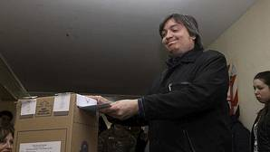 El hijo de Cristina Fernández, ingresado por un problema hepático