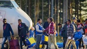 Suecia impone controles en sus fronteras