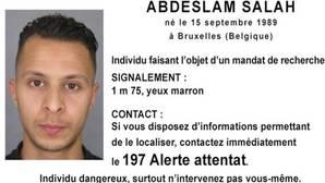 Tras la pista de Salah Abdeslam: seis días después, Europa continúa en vilo