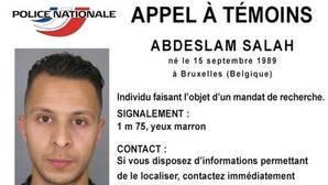 Abdeslam le dijo a dos amigos que estaba escondido en Bruselas pero que buscaba viajar a Siria