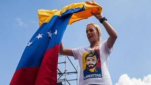 Lilian Tintori rechaza la protección del Gobierno de Nicolás Maduro