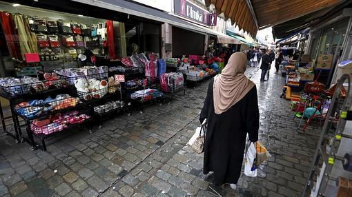 Mercado de Molenbeek (Bélgica)