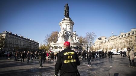 La plaza de la República de París