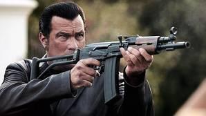 Steven Seagal, de «matavillanos» en la ficción a maestro de Aikido de las fuerzas especiales de Serbia