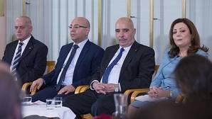 El Cuarteto para el Diálogo Nacional en Túnez recibe el Nobel de la Paz en Oslo