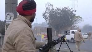Aumentan a once los muertos del atentado terrorista en la base militar india