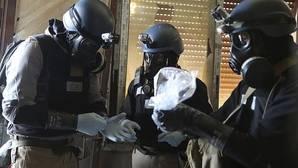 Rusia ve «muy» probable que Daesh haya utilizado armas químicas en Siria