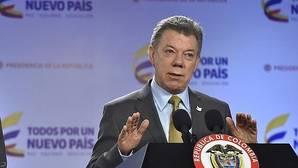 Santos afirma que la paz para Colombia comienza a ser mucho más que un sueño