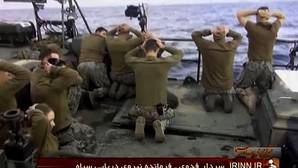 Vídeo de las disculpas de un oficial de la marina de EE.UU. por haber entrado en aguas iraníes