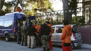 Los bomberos españoles se enfrentan a diez años de prisión