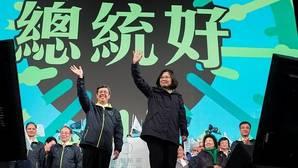 Taiwán elige a la independentista Tsai Ing-Wen como primera presidenta en la historia del país