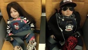 Tailandia prohíbe la venta de billetes de avión para las «muñecas sobrenaturales»