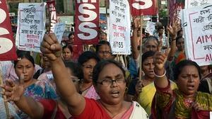 La víctima de una violación vuelve a sufrir la misma agresión en un hospital de la India