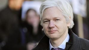 Julian Assange en una imagen de 2012