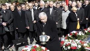 El Gobierno polaco acusa a Tusk de encubrir el «atentado ruso que mató al expresidente Kaczynski»