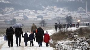 Más de 60 millones de personas huyeron de crisis o catástrofes en el mundo en un trágico 2015