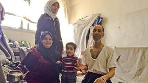 Siria, el país de los desplazados