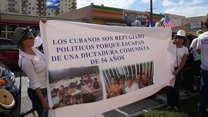 El exilio cubano rechaza que Obama visite la isla «sin exigir nada a cambio»