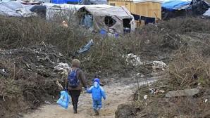 Una jueza francesa autoriza la demolición parcial de la «jungla» de Calais