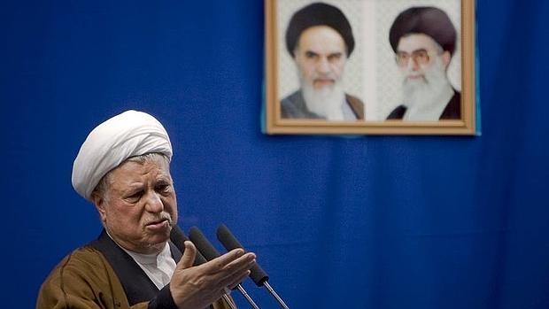 El expresidente iraní Ali Akbar Hashemi Rafsanyani ha sido el más votado para la Asamblea de Expertos