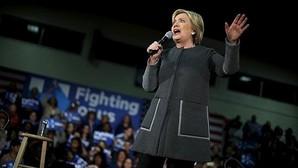 Hillary Clinton, sobre el huracán Sandy: «¡Soy muy gafe cuando se trata de coger vacaciones!»