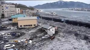 Se cumple el quinto aniversario del tsunami de Japón