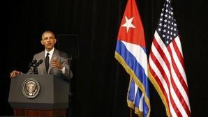 Obama: «El futuro de Cuba debe estar en las manos del pueblo cubano»