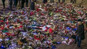 Emotivo homenaje religioso a las víctimas de las matanzas