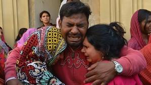 Martirio cristiano en Pakistán