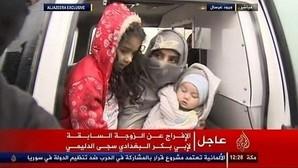 La exesposa de Al Baghdadi quiere empezar una nueva vida en un país europeo