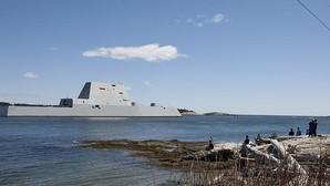 USS Zumwalt: así es el revolucionario destructor que la US Navy recibirá el próximo mes