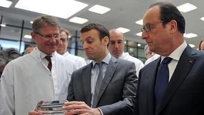Hollande, a punto de romper con su ministro de Economía