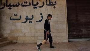 Mutilados en Siria, sobrevivir a una guerra con secuelas de por vida