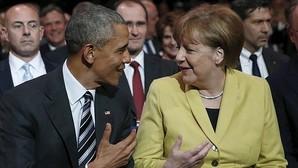 Obama consagra a Merkel como su aliado más importante en Europa