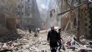 Otros dos centros sanitarios atacados en Alepo