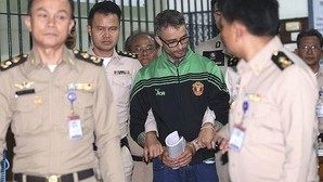 Artur Segarra, el español detenido en Tailandia