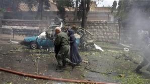 La «epidemia» de hospitales atacados en Siria