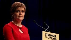 Nicola Sturgeon agita el fantasma de otro referéndum independentista en Escocia