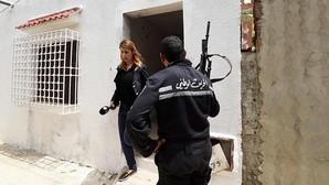 Un ataque suicida mata a cuatro policías en Túnez
