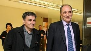 Los ministros de Finanzas y de Economía, entre los diputados más ricos de Grecia