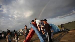 La policía griega prepara el desalojo del campo de refugiados de Idomeni