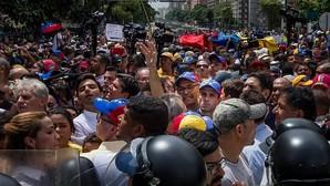 La oposición venezolana seguirá manifestándose contra Maduro