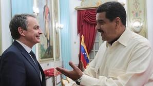 Zapatero vuelve a Venezuela para reunirse con Maduro y la oposición