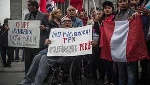 Kuczynski es el virtual ganador con 43.914 votos sobre Keiko Fujimori tras el 99,5% de votos escrutados