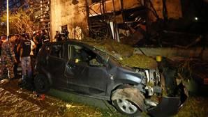 Atentado sin víctimas mortales en Beirut