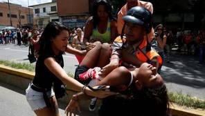 Venezuela, sumida en el caos por el hambre y la represión